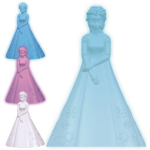 Lexibook® Nachtlicht »3D Frozen Elsa Design farbiges Nachtlicht«