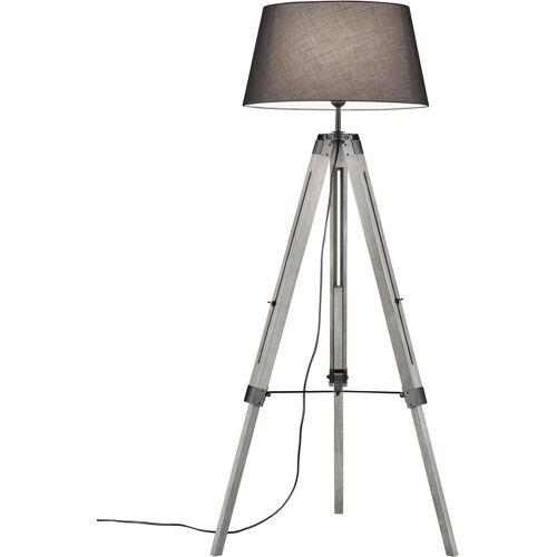 TRIO Leuchten Stehlampe »TRIPOD«, grau