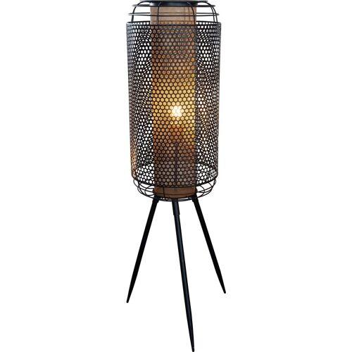 Nino Leuchten Stehlampe »Denton«, moderne Stehleuchte, inkl. wechselbarem LED-Leuchtmittel, Höhe 111 cm, Ø 30 cm