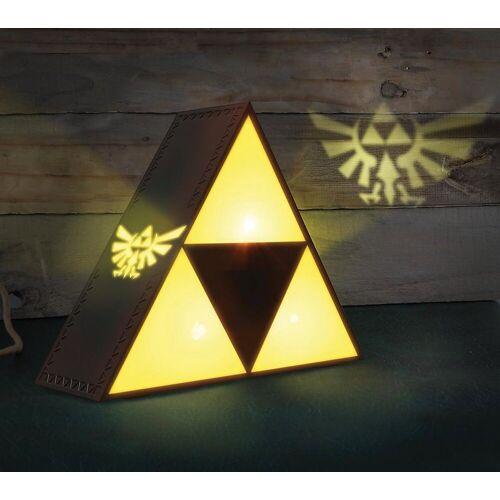 Nintendo Nachtlicht »Zelda Tri-Force Licht ca. 22cm«