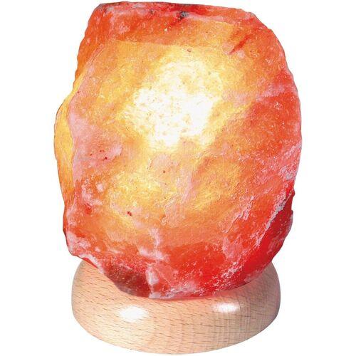 näve Salzkristall-Tischlampe »MINI Salzstein«