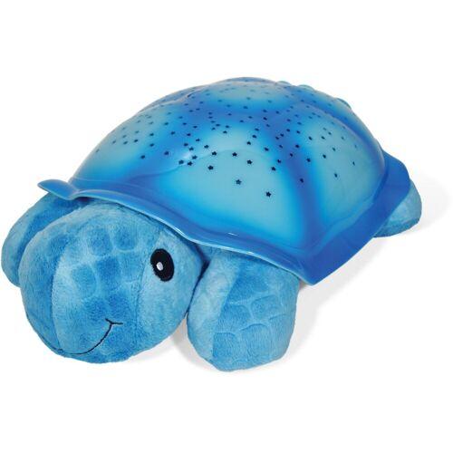 cloudb Kuscheltier »Twilight Turtle Blue« (1-St), mit Nachtlicht