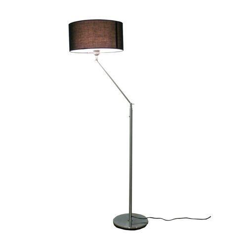 Kiom Stehlampe »Kaja FL mit schwarzem Lampenschirm 164 cm E-27«