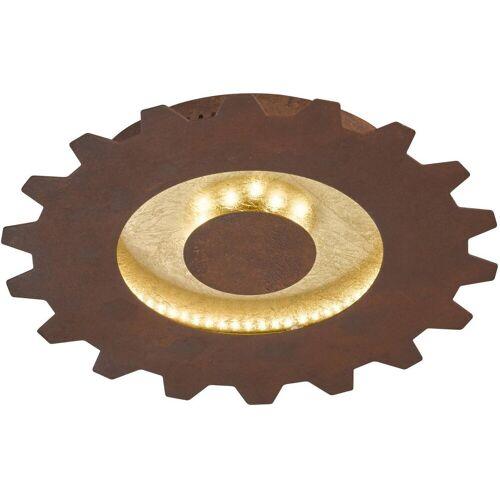 WOFI LED Deckenleuchte »LEIF«, LED Deckenlampe