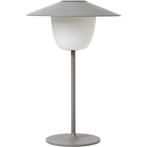 BLOMUS LED Tischleuchte »ANI LAMP«, 3 fache Verwendungsmöglichkeit, grau-weiß