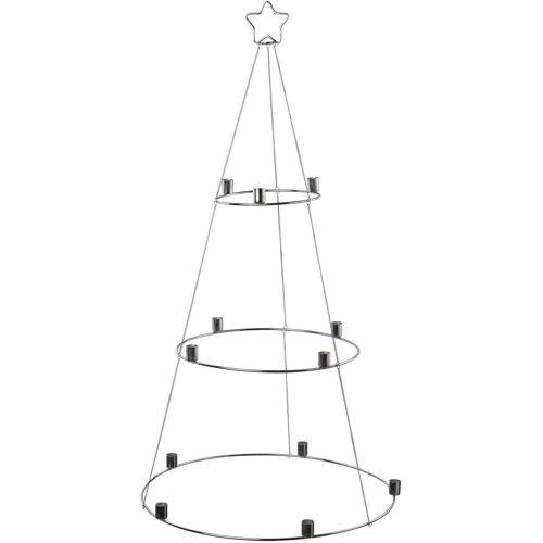 Kerzenhalter »Weihnachtsbaum«, zum Hängen