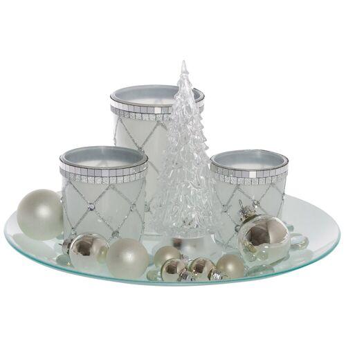 Teelichthalter »Solares« (Set, 5 Stück)