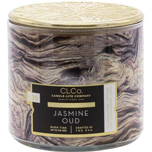 Candle-lite™ Duftkerze »No. 36, CLCo - Holzdocht - Jasmine Oud« (1-tlg)