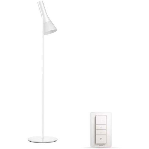 Philips Hue , LED Stehlampe »White Amb. Explore weiß 806lm Dimmschalter«, weiß