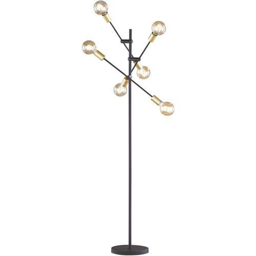 TRIO Leuchten Stehlampe »CROSS«, schwenkbar
