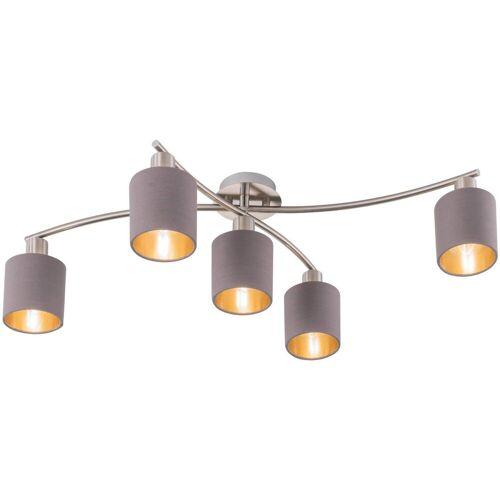 TRIO Leuchten Deckenleuchte »GARDA«, schwenkbar