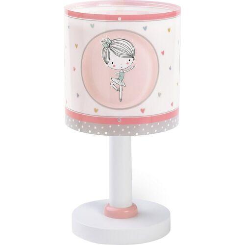 Dalber Nachttischlampe »Tischlampe Sweet Dance, rosa«