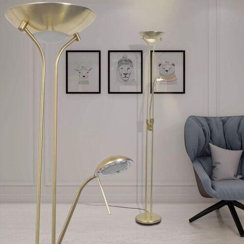 vidaXL LED Stehlampe