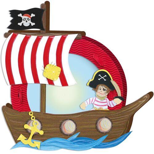 URSUS Laterne »Laternenbastelset Pirat«