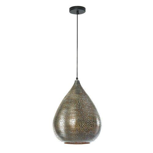 locker Pendelleuchte »Drops«, LED- oder Halogenleuchtmittel