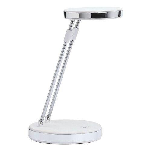 Maul LED Tischleuchte »puck«, platzsparend und handlich, weiß