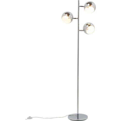 KARE Stehlampe »Stehlampe Calotta Chrom«