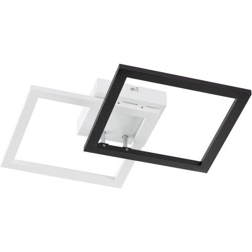 WOFI LED Deckenleuchte »ELLE«, LED Deckenlampe