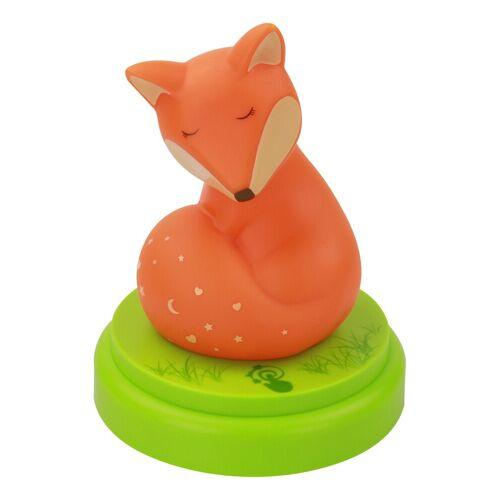 Ansmann Nachtlicht »LED Nachtlicht Fuchs - Süße Einschlafhilfe mit Touch Sensor & Timer«