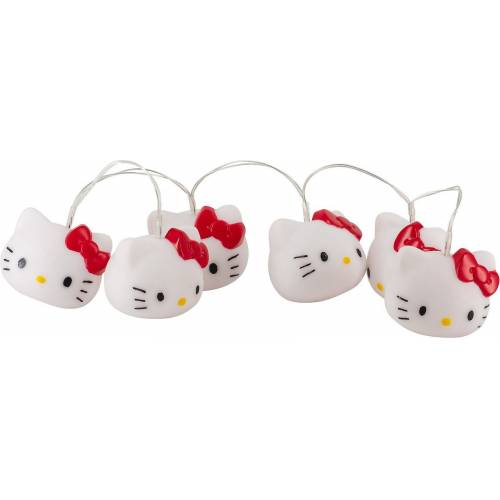 Hello Kitty Lichterkette »- Lichterkette , 1,2 m«