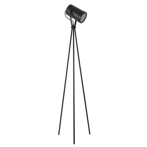 lux.pro Stehlampe, »simple« Sylisch, mit Stativ in schwarz