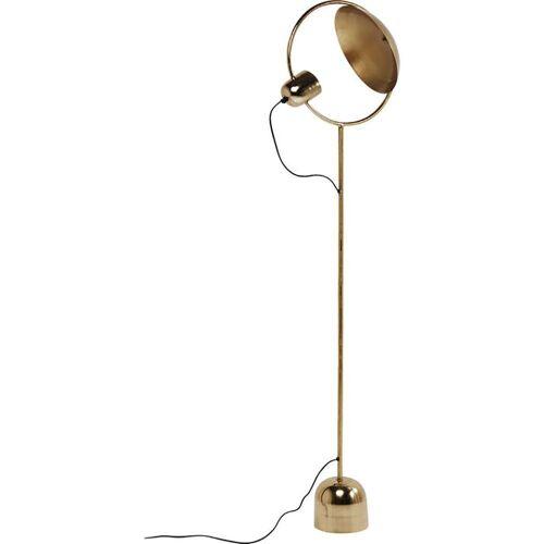 KARE Stehlampe »Ausgefallene Reflector Messing«