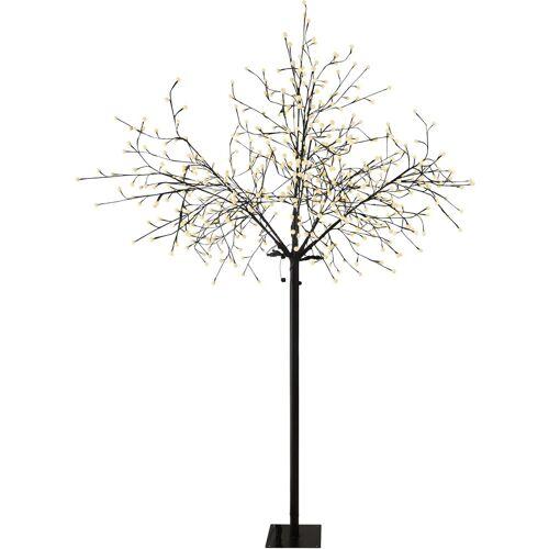 näve Außen-Stehlampe »Deko Baum«