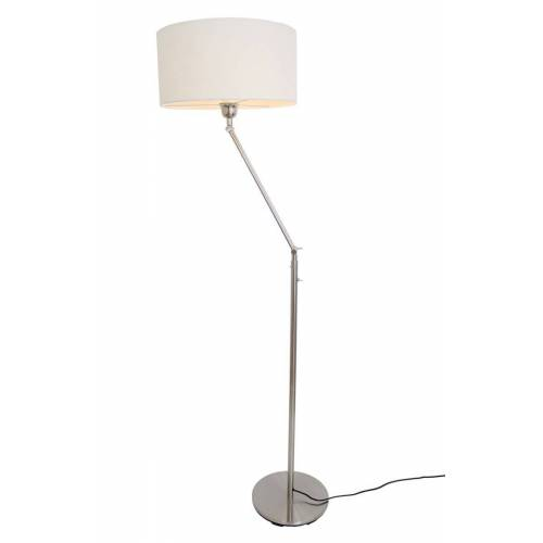 Kiom Stehlampe »Kaja FL mit weißem Lampenschirm 164 cm E-27«