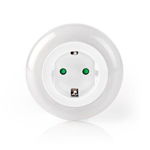 nedis Steckdose »Tag/Nacht Sensor, 3680 W, 10 lm«