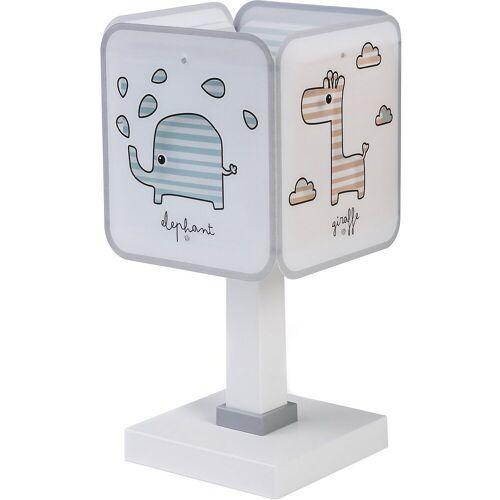 Dalber Nachttischlampe »Tischlampe Baby Zoo, weiß«
