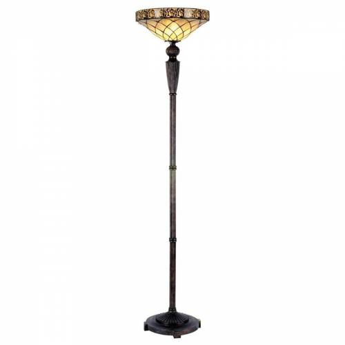 LumiLamp Stehlampe »Stehlampe Tiffany Ø 41*179 cm 1x E27 /«