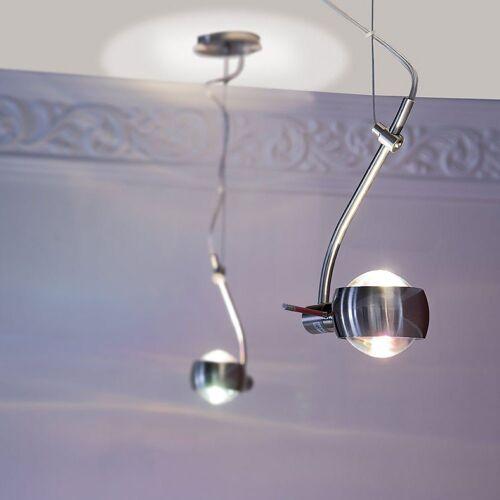 s.LUCE Pendelleuchte »Beam mit Glaslinsen drehbar«