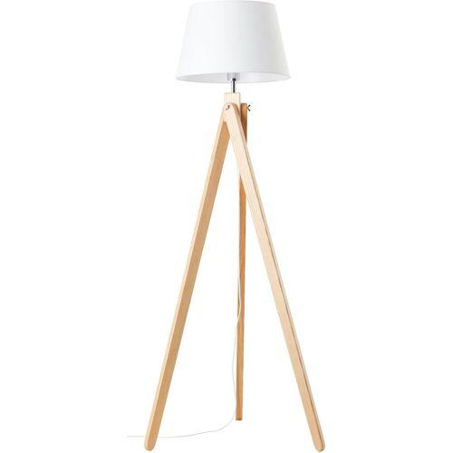 Brilliant Leuchten Stehlampe »Porty«, Mit Fußschalter