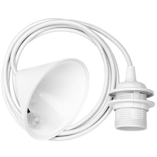 Umage Deckenleuchte »/ VITA Kabelset inkl. Baldachin E27 weiss 210 x 12 x 12 cm für A++ bis E Lampe«