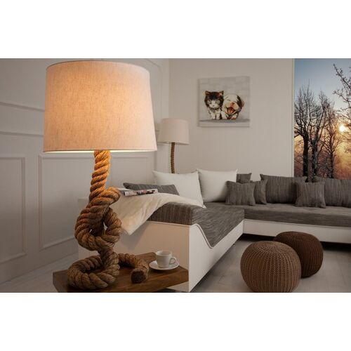 riess-ambiente Stehlampe »SEVEN SEAS 85cm beige / natur«, Maritim