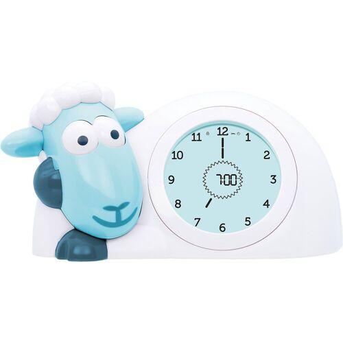 ZaZu Nachtlicht »Schlaftrainer, Uhr & Nachtlicht SAM, rosa«, blau