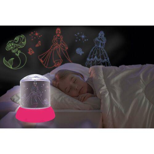Lexibook® Nachtlicht »Disney Prinzessin - Projektor Nachtlicht«