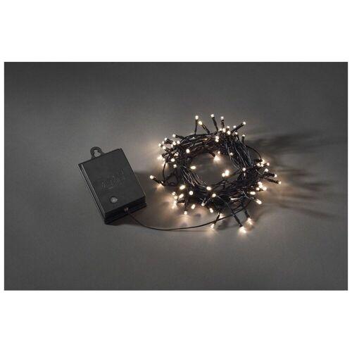 KONSTSMIDE Lichtervorhang »3729-100 LED-Lichterkette 120 LEDs«