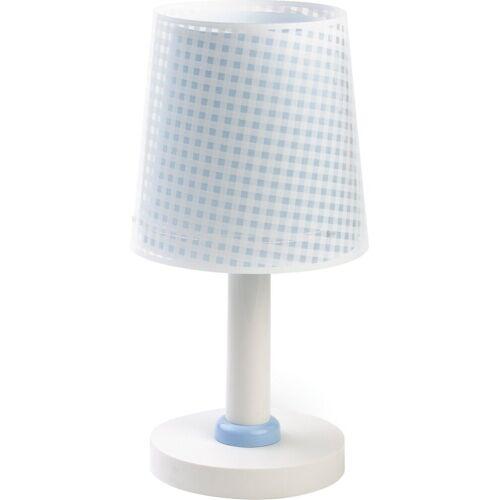 Dalber Nachttischlampe »Tischlampe Vichy, blau«, blau