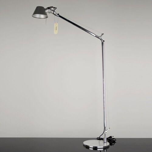 Artemide Stehlampe »Tolomeo Lettura mit Fuss Aluminium«
