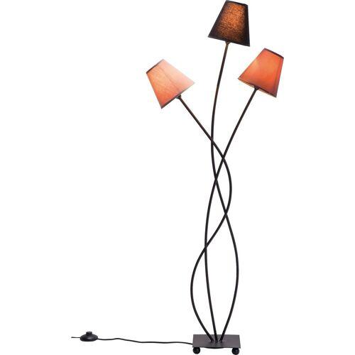 KARE Stehlampe »Stehlampe Flexible Mocca Tre«