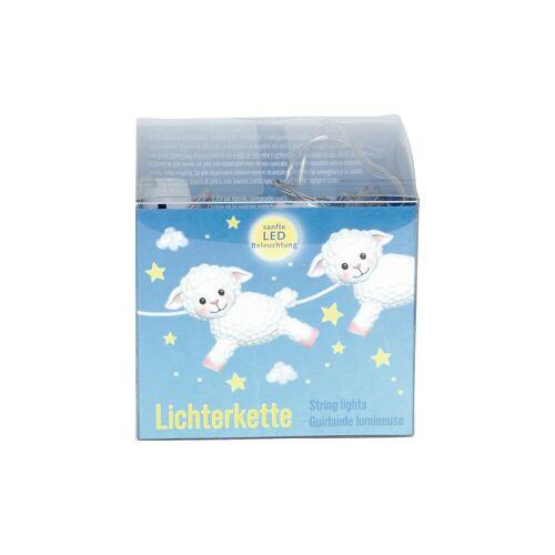 Spiegelburg Lichterkette »Lichterkette Lämmchen BabyGlück (mit 8 LEDs)«