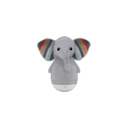 ZaZu Nachtlicht »Schaukelnachtlicht Elefant Elli«, dunkelgrau
