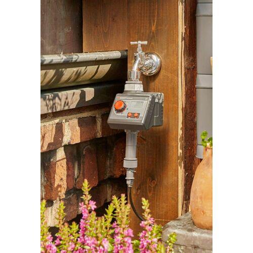 GARDENA Bewässerungssteuerung »NatureUp!, 13157-20«, für Eck-Behälter, braun