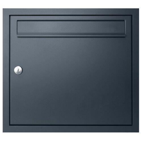 MOCAVI Briefkasten »UP1 Unterputz-Briefkasten anthrazit-grau RAL 7016«
