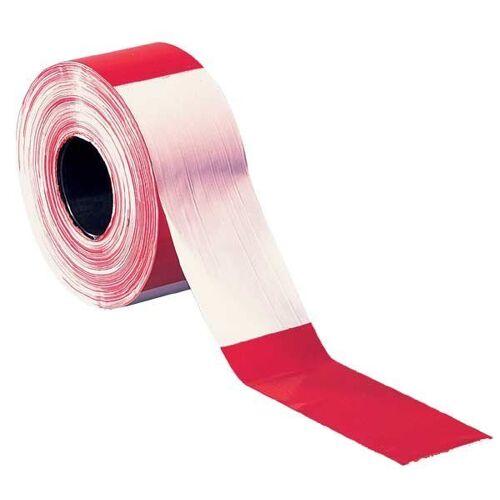 Absperrband / Warnband, rot
