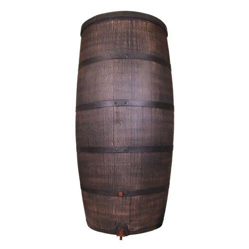 ONDIS24 Wassertank »Eiche Wasserfass Regentonne Regenwasserfass 500 Liter«