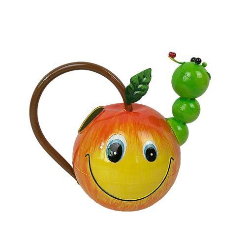 HTI-Line Gießkanne »Blumengießkanne Apfel Blumengießkanne Apfel«