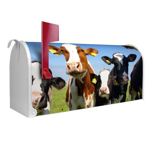 banjado Briefkasten »Motiv Kühe«