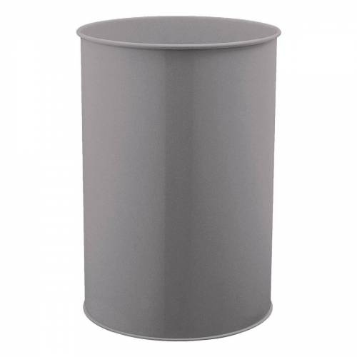 DURABLE Papierkorb, lichtgrau